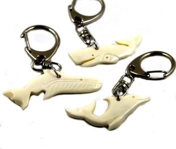 porte-clefs baleines