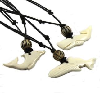 colliers baleines