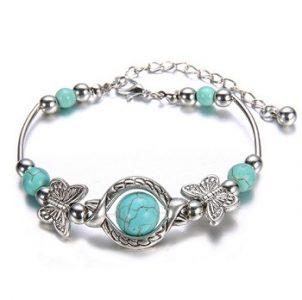 bracelet papillons