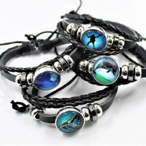 bracelet vie marine