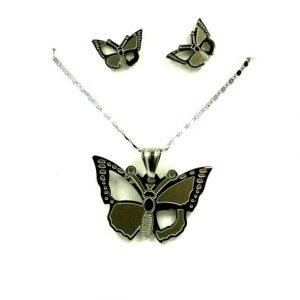 chaîne papillon