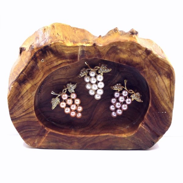 broches perle