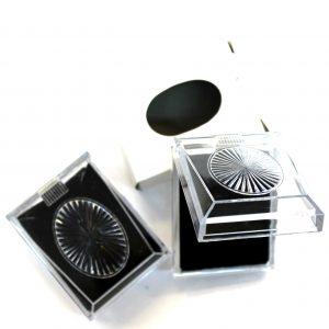 box acrylic ring